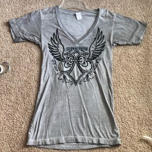 Affliction shirt from buckle